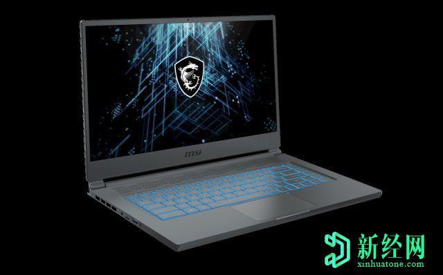 微星发布首款获得英特尔Evo认证的笔记本电脑