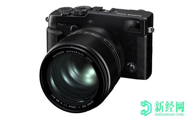 富士的超快f / 1.0镜头是首款具有自动对焦功能的镜头