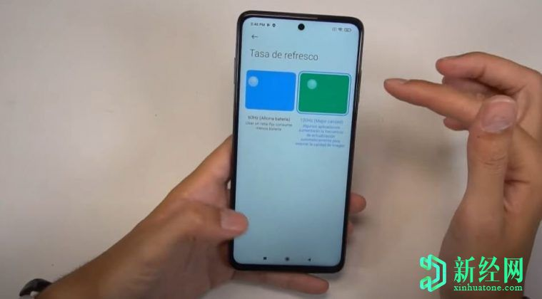 POCO X3 NFC动手视频泄漏揭示了整个设计