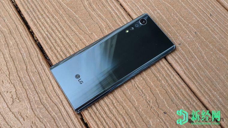 T-Mobile正在获得LG Velvet,但具有联发科Dimensity处理器