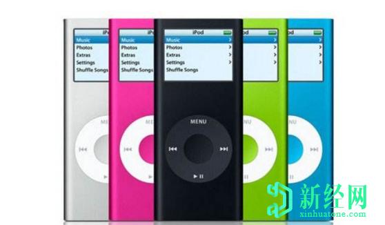 苹果最后一款iPod Nano即将被宣布为老设备