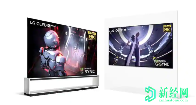 LG在其8K OLED电视中增加了对NVIDIA GeForce RTX 30 GPU的支持