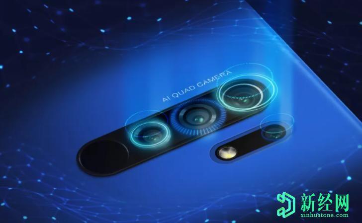 POCO M2已确认具有FHD +显示屏,6GB RAM,四摄像头和指纹传感器