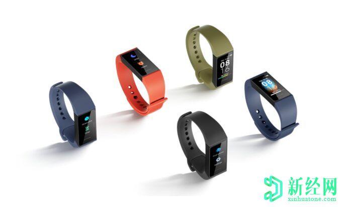 具有14天电池寿命和USB充电功能的红米 Smart Band在印度推出,价格为1599卢比