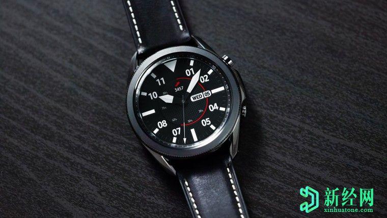 三星的Galaxy Watch3已经在亚马逊上降价15%