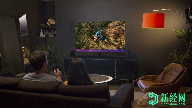 苹果 TV现在可用于LG 2018年的电视型号,AirPlay 2和HomeKit稍后推出