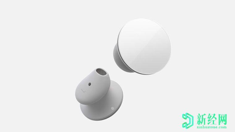 微软的Surface  Earbuds自发布以来首次固件更新