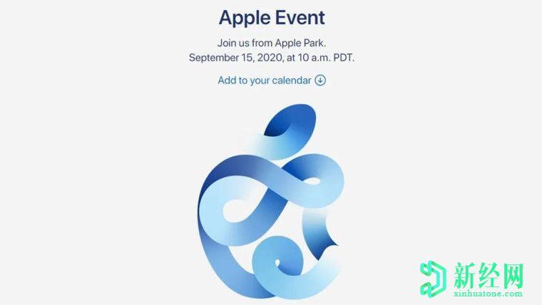 苹果将于9月15日宣布推出新的苹果 Watch