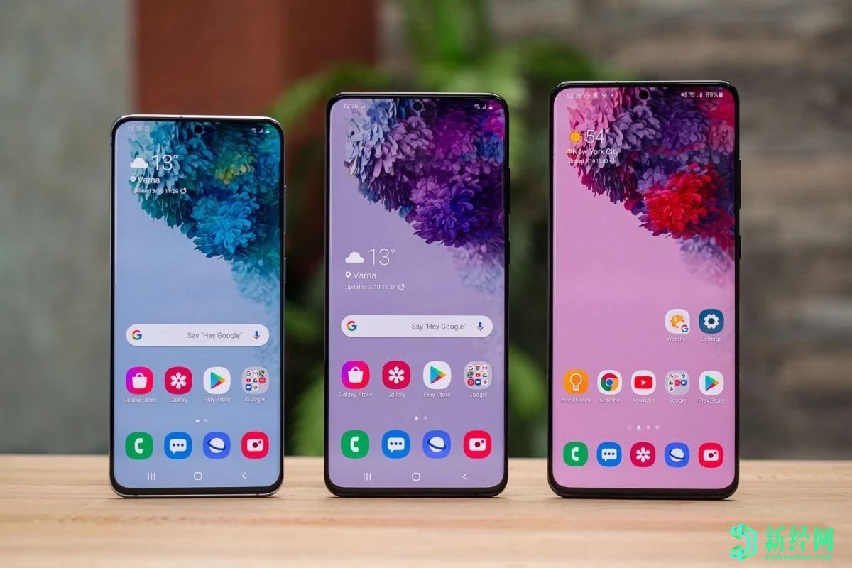Verizon的三星Galaxy  S21和S21 Ultra  5G型号泄漏