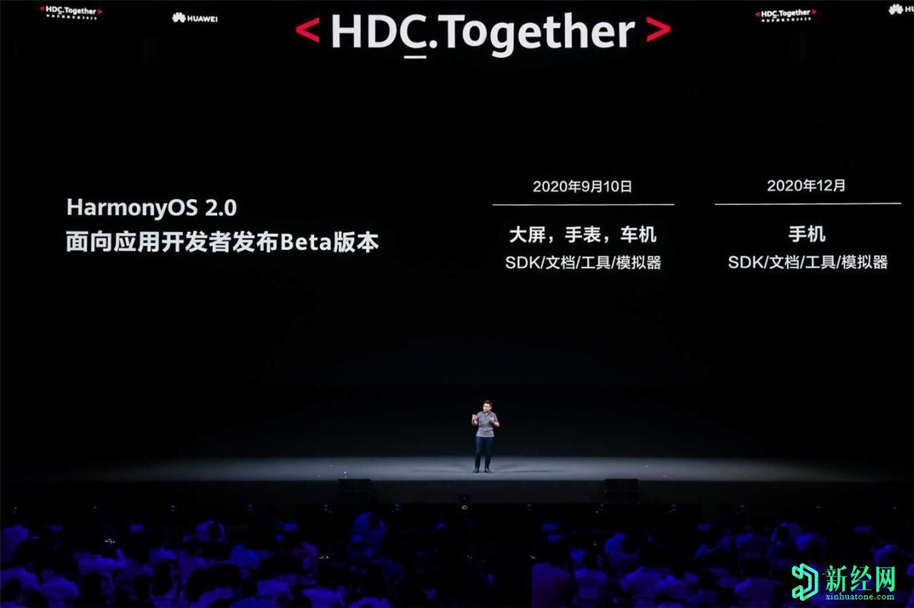 华为高管,1200万第三方产品现已支持HarmonyOS系统