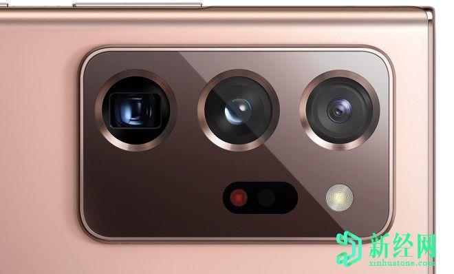 三星Galaxy Note 20 Ultra 5G的生产成本约为549美元