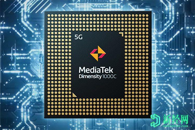 联发科技Dimensity 1000C的性能略高于Snapdragon 765G