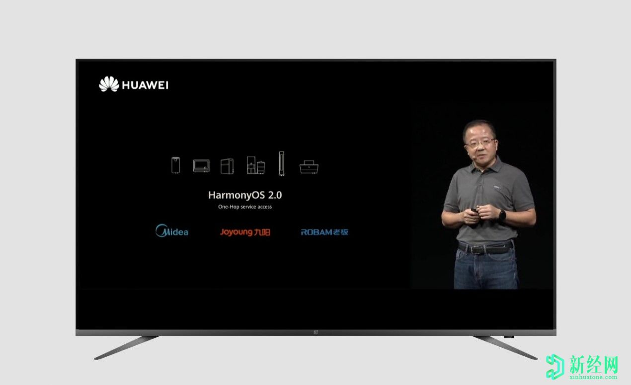 华为与主要消费品牌合作,在中国推出采用HarmonyOS 2.0的智能家居产品