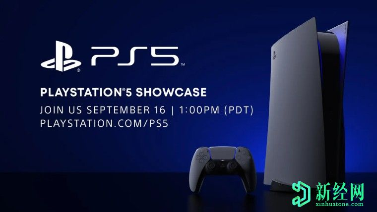 下一次PlayStation 5展示会于9月16日举行