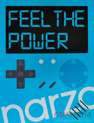Realme Narzo 20系列将于9月21日上市,配备Dart充电功能和超大电池