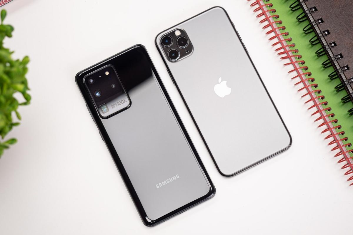三星通过Galaxy S21 Ultra 5G摄像头系统追赶华为而不是苹果