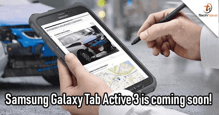 三星Galaxy Tab Active 3出现在WiFi联盟列表中