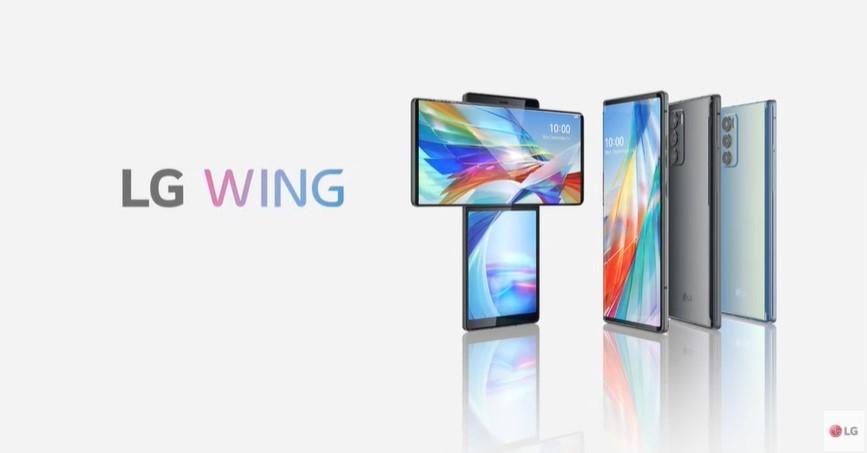 LG Wing是官方服务:解决了我们一直以来遇到的智能手机使用问题