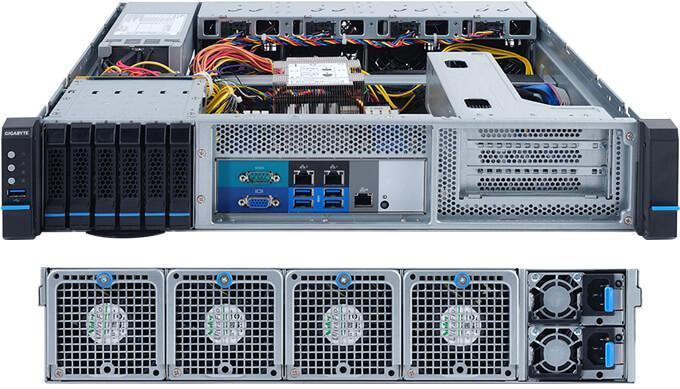 技嘉宣布推出采用英特尔Cascade Lake-SP CPU的E251-U70服务器