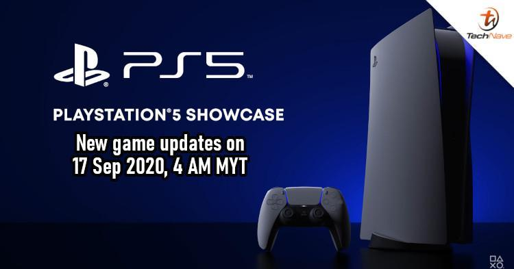 索尼于2020年9月17日宣布PlayStation 5展示