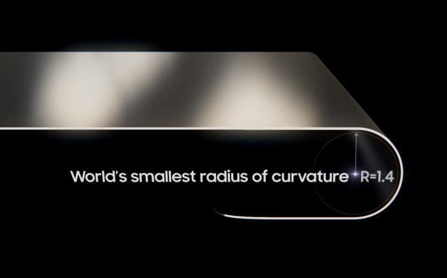 三星表示Galaxy Z Fold 2显示屏具有全球最小的曲率