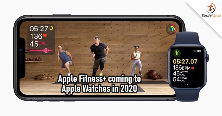 Apple推出Fitness +,以向其他Apple设备提供健身指标
