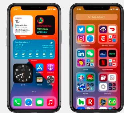 iOS 14,iPadOS 14,watchOS 7和tvOS 14的发布日期