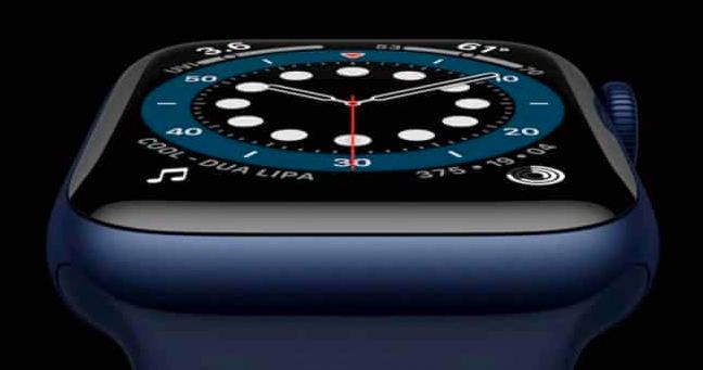 Apple Watch Series 6有新的颜色和功能