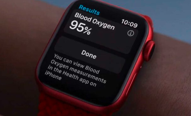 苹果推出了Apple Watch Series 6这是价格和功能!
