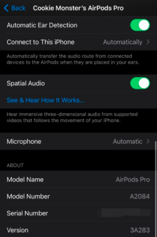 如何启用空间音频并在AirPods Pro上尝试