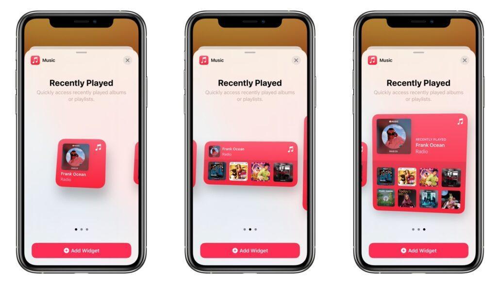 如何在iOS 14的iPhone主屏幕上添加小部件
