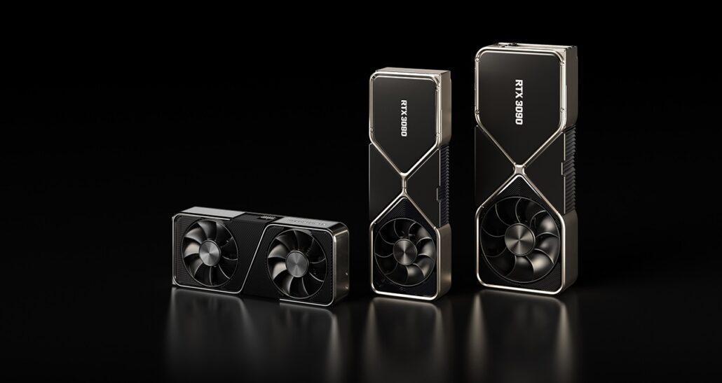 英伟达对RTX 3080发布日的发行表示歉意,需求超出预期