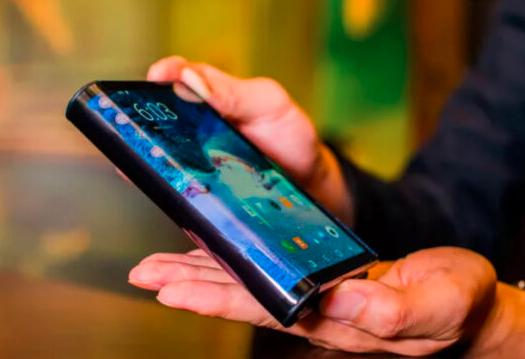 小米可折叠手机的设计完全不同