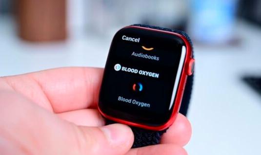 苹果apple watch 6采用了大电池容量