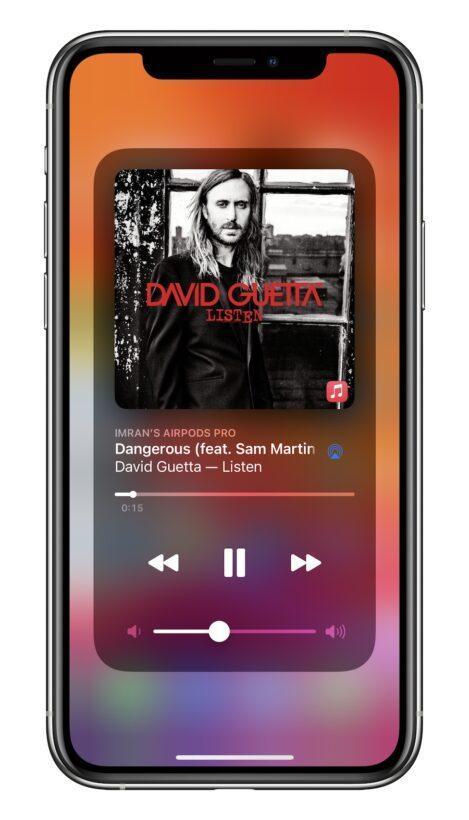苹果通过Shazam音乐识别技术向公众发布iOS 14.2和iPadOS 14.2 Beta