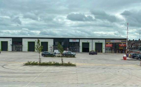 Stenport以1200万欧元收购了英国物流地产