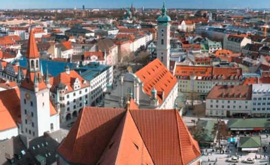世邦魏理仕全球投资者收购慕尼黑办公大楼