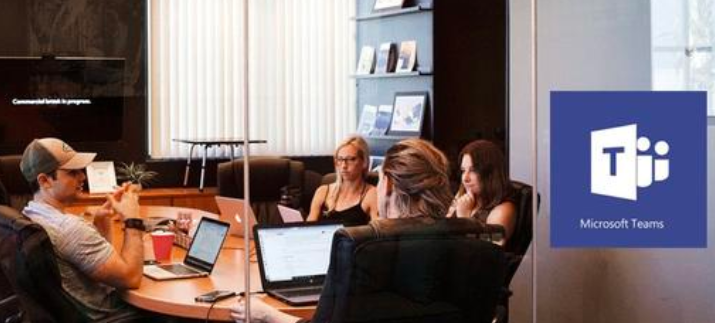 Microsoft Teams使虚拟会议变得容易