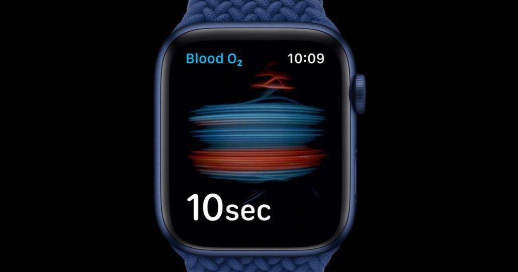 Apple Watch Series 6的血氧仪提供不稳定,不准确的结果