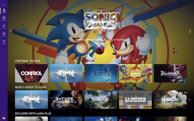 仔细看看亚马逊的云游戏服务Luna