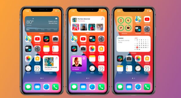 如何在带有iOS 14的iPhone上添加小部件?