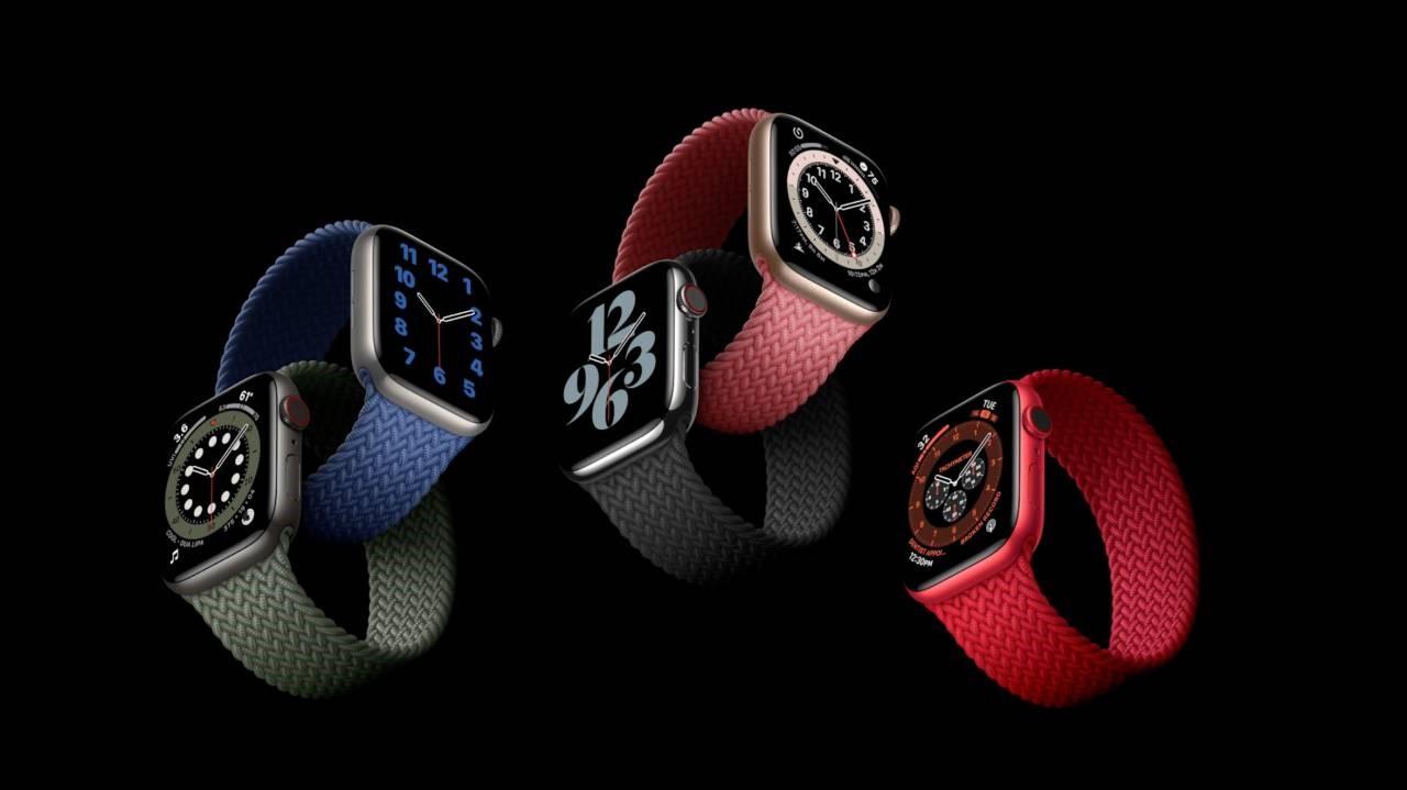 苹果手表6系列和三星Galaxy手表3:如何比较
