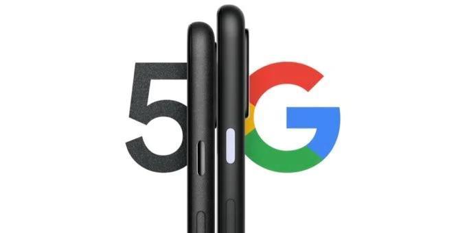 谷歌 Pixel 5 5G和Pixel 4a 5G仅在发布几周后才开始发货