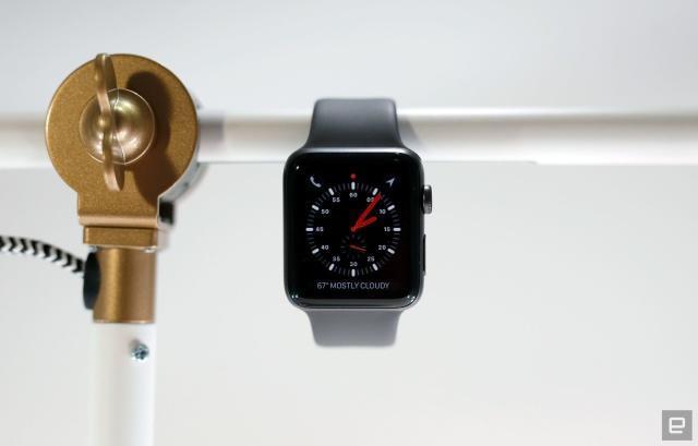 Apple Watch Series 3所有者应对watchOS 7中的随机重启