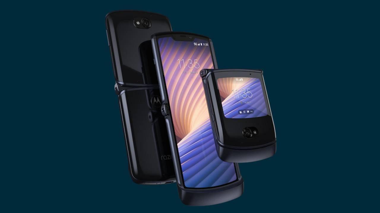T-Mobile摩托罗拉Razr 5G将于本周发布