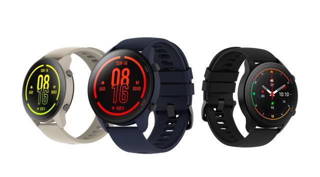 小米表示其新的智能手表每月只需充电两次