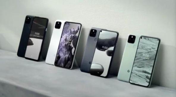 Google Pixel 5:新版Google手机的价格