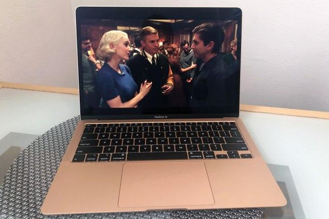 Netflix将仅以4K流式传输到具有T2安全芯片的Mac