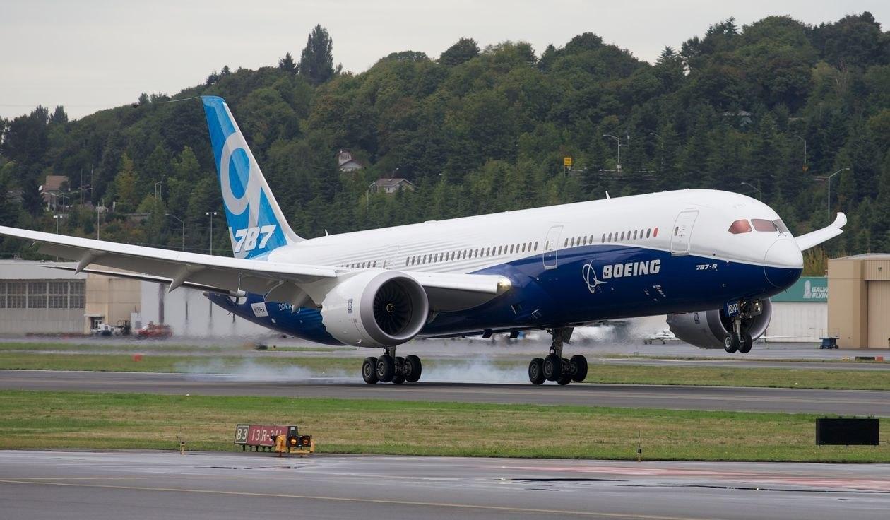 波音正式宣布将波音787的生产从西雅图转移到南卡罗来纳州