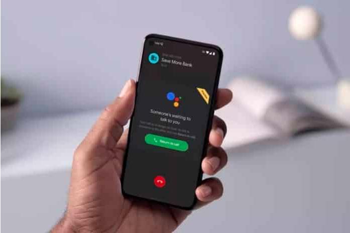 Google简化了在呼叫中心等待的功能